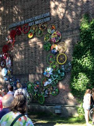 Kunst i sommerTrondheim
